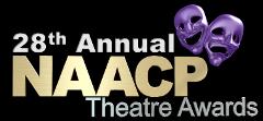 NAACP Theatre Awards Logo